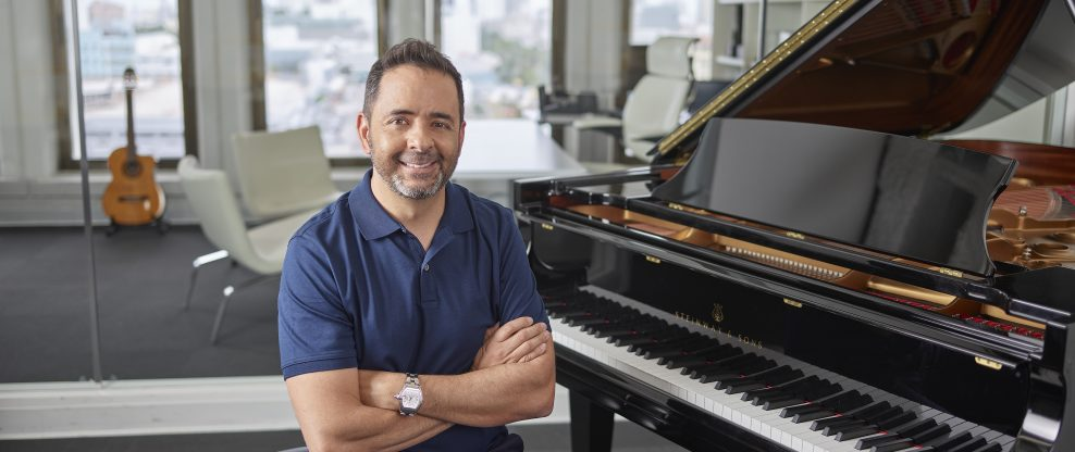 Sony/ATV Promotes Jorge Mejia to President & CEO, Latin America and US Latin