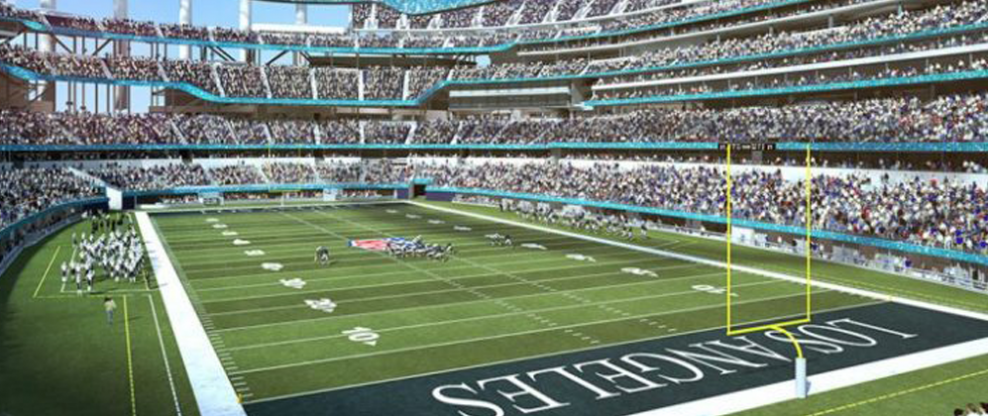 American Airlines Strikes Naming Rights Partnership With LA Stadium