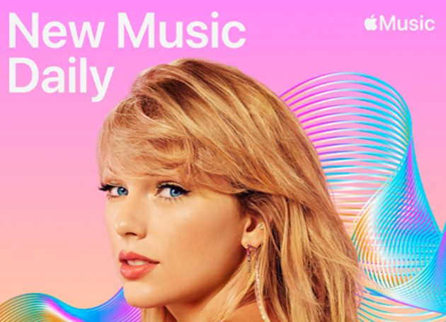 "Apple Music Re-Launches Popular ""New Music Daily"" Playlist"
