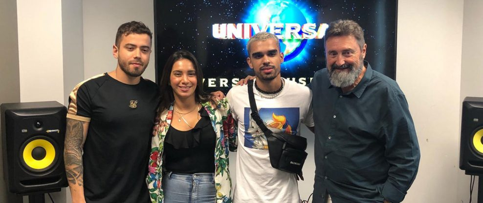 Tezzel Signs With Universal Music Latin Entertainment as Executive Producer