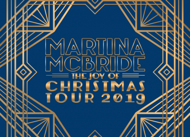 Martina McBride Announces the Ninth Season of 'The Joy of Christmas Tour'