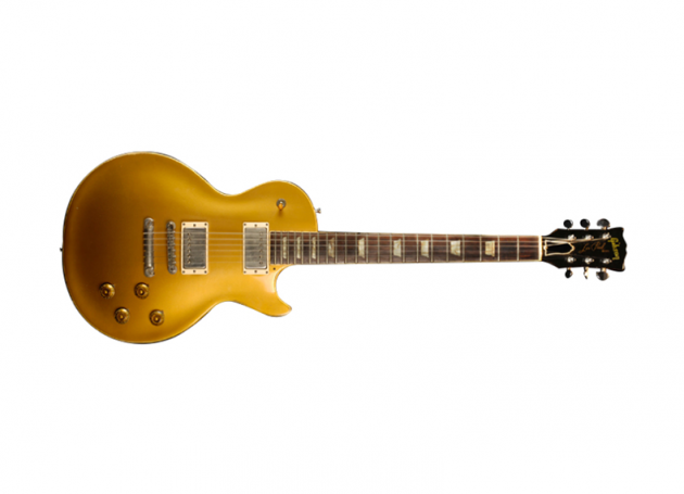The 'Goldtop' Les Paul