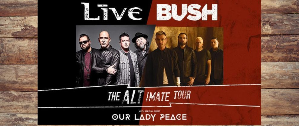 Live & Bush