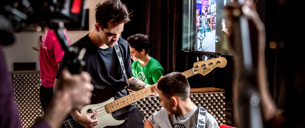 Legendary Guitar Maker Launches 'The Fender Play Foundation' With Avril Lavigne, Brendon Urie, Chris Stapleton & More