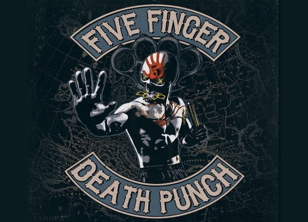 Five Finger Death Punch Announce Winter 2020 Arena Headlining Tour of Europe