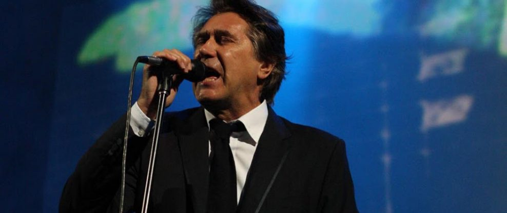 Bryan Ferry At The Greek - CelebrityAccess