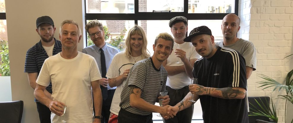 Cooking Vinyl Signs Fickle Friends to Worldwide Artist Services Deal