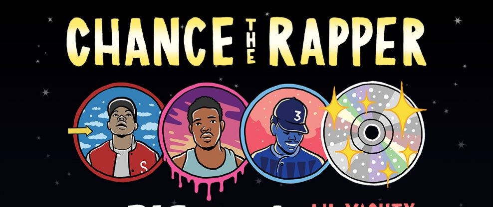 Lil Yachty and Taylor Bennett To Join Chance The Rapper on Expansive North American Tour