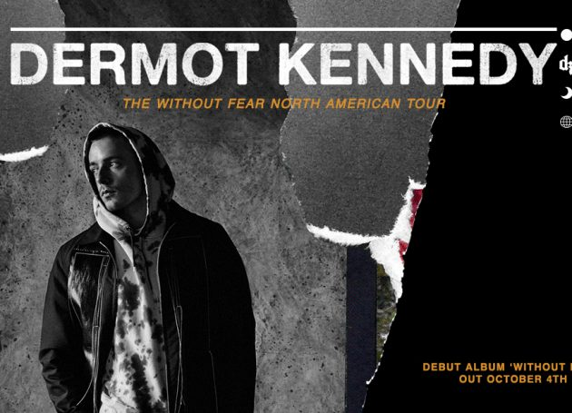 Dermot Kennedy Announces Most Expansive US Headlining Tour To Date