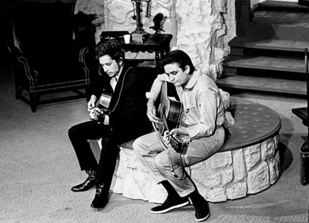Unheard Bob Dylan and Johnny Cash Sessions From 1969 to Be Released in New Bootleg Series