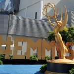 The Emmys At LA Live