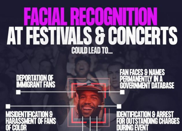 Tom Morrello, Amanda Palmer, Downtown Boys Join Fight Against Facial Recognition at Live Music Events