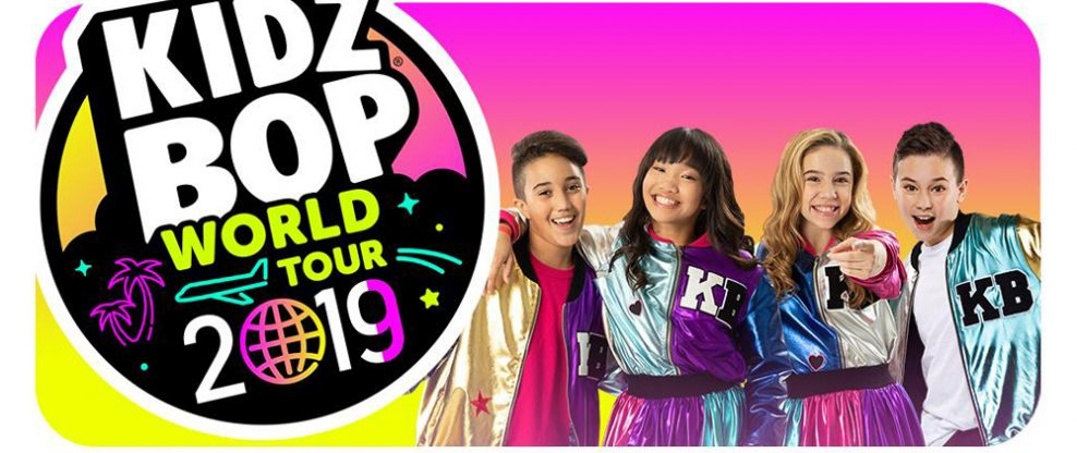 KIDZ BOP Kids Announces 20 Additional Dates For KIDZ BOP 2019 World Tour