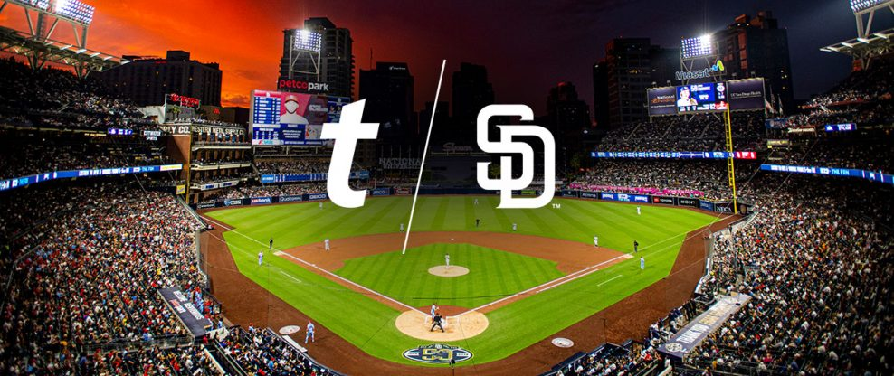 Ticketmaster Named Official Ticketing Partner of San Diego Padres