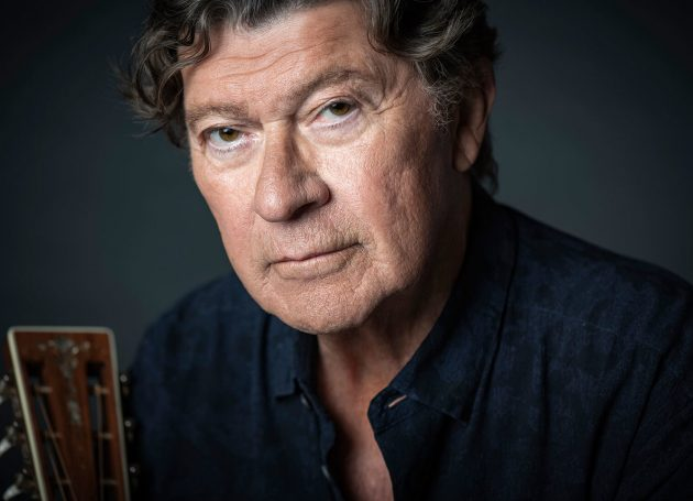 Robbie Robertson Signs With Primary Wave