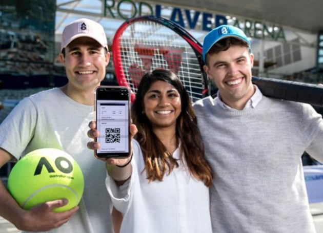 Tennis Australia And Ticketmaster Announce New Global Partnership
