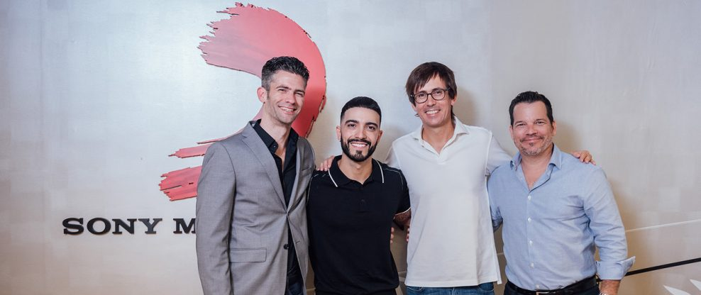 Luis Figueroa Signs To Sony Music Latin