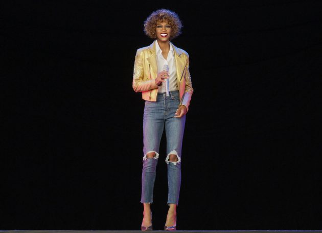 Whitney Houston Hologram Tour Reveals First Look, Announces Dates