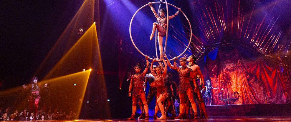 Cirque du Soliel