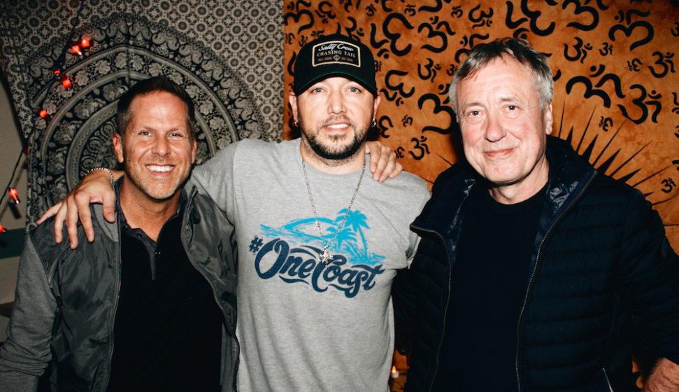 Jason Aldean Expands BMG Partnership With New Global Deal