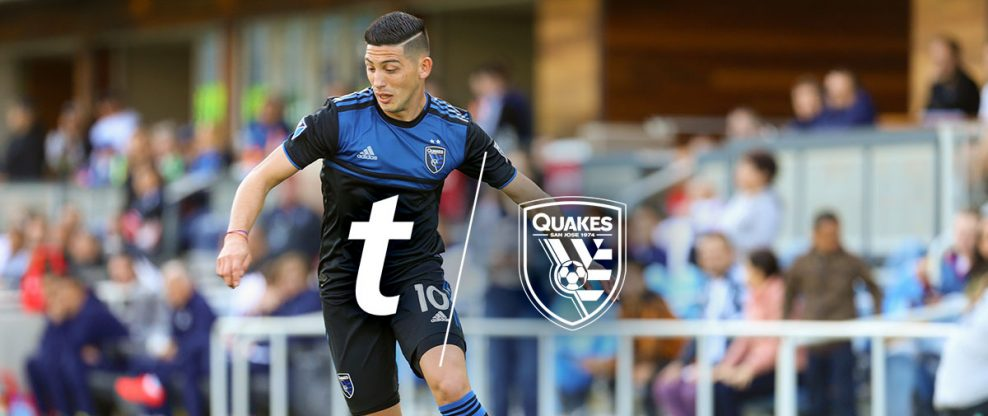 Ticketmaster Renews Official Partnership With San Jose Earthquakes