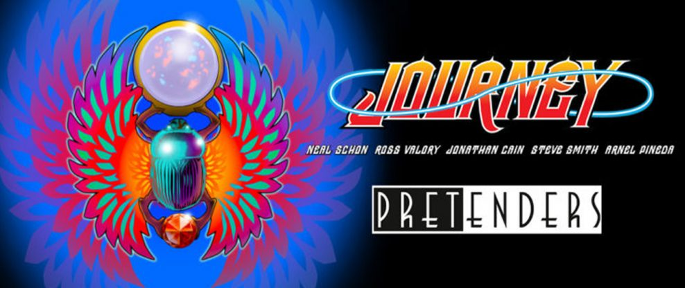 Journey Announces Extensive 2020 North American Tour With The Pretenders