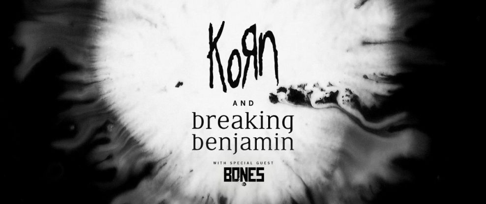 Korn and Breaking Benjamin Announce 2020 North American Tour