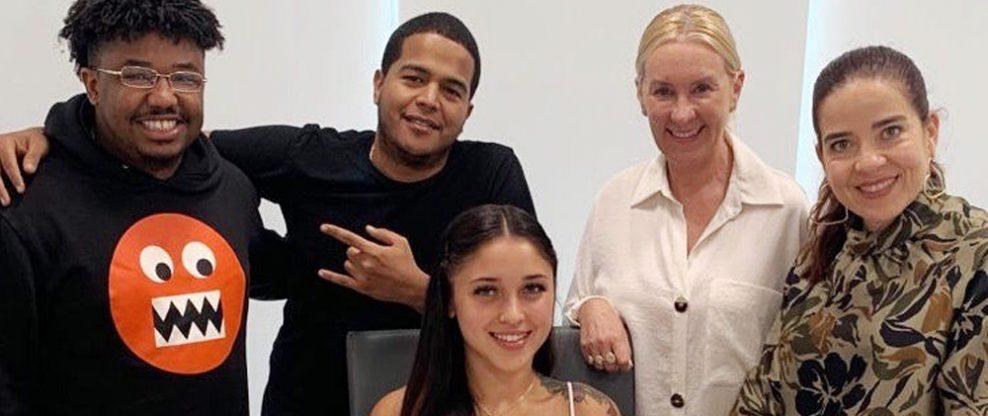 UMPG Signs Rising Latin Star Mariah To Global Deal