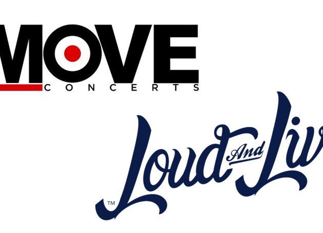 Loud And Live & Move Concerts Announce Joint Venture In Live Entertainment