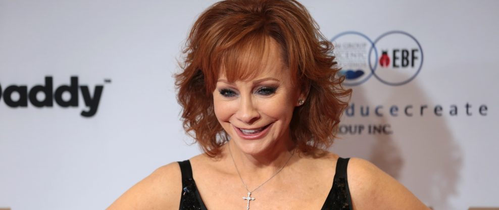 Reba McEntire Partners With Spotify On New Podcast