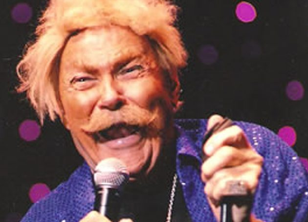 """Rip Taylor """"The King of Camp and Confetti"""" Passes at 84"""