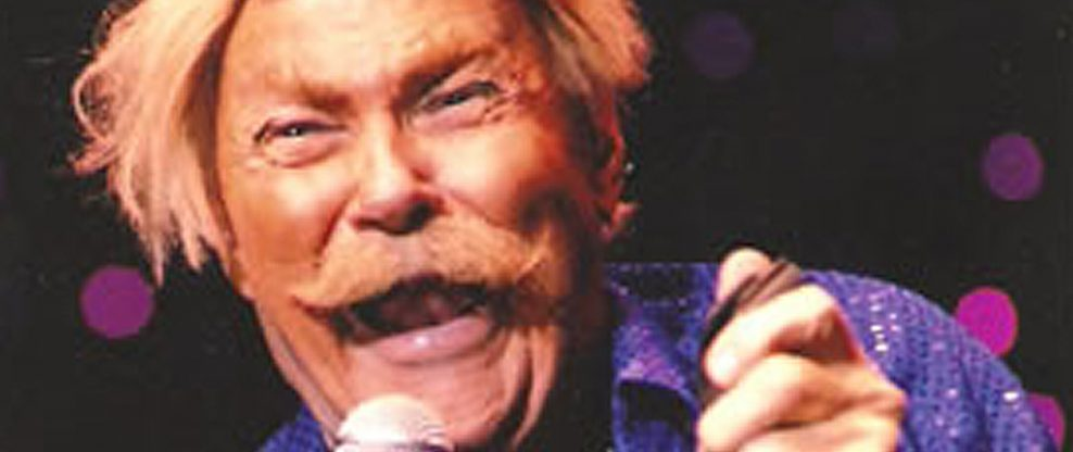 "Rip Taylor ""The King of Camp and Confetti"" Passes at 84"