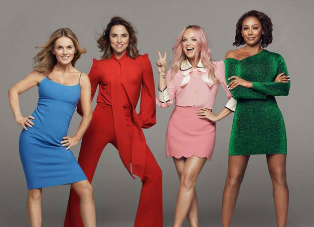 CAA Re-Signs The Spice Girls For Representation In All Areas