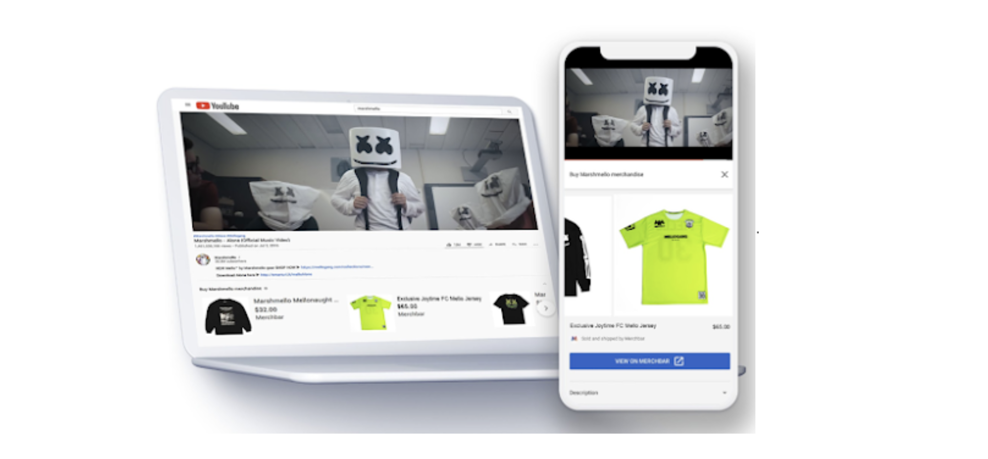 YouTube Partners With Merchbar to Help Artists Push Tour Merch on The Platform