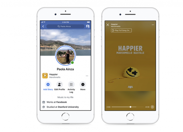 Facebook Ramps Up Global Expansion of Music Products in 7 New European Countries