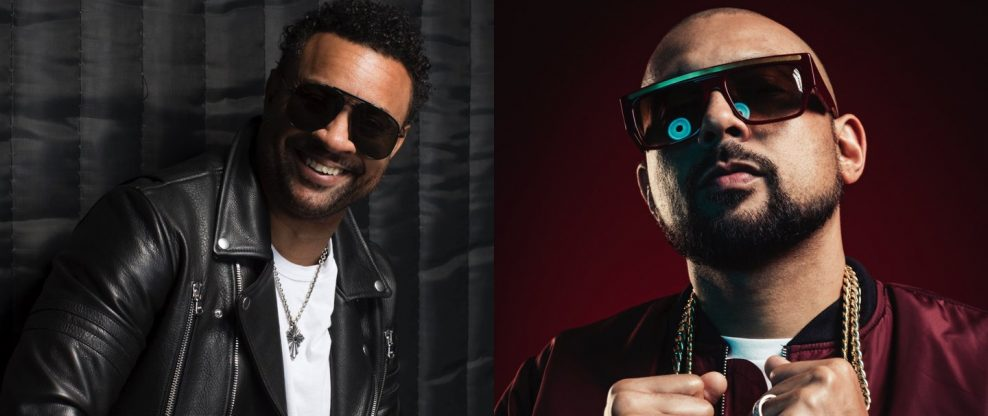 Shaggy & Sean Paul Announce Australian Tour