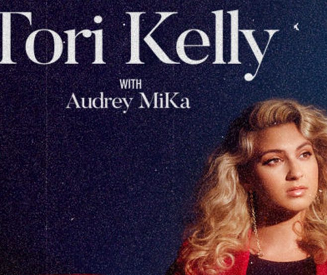 Grammy Winner Tori Kelly Announces 'Inspired By True Events' Tour