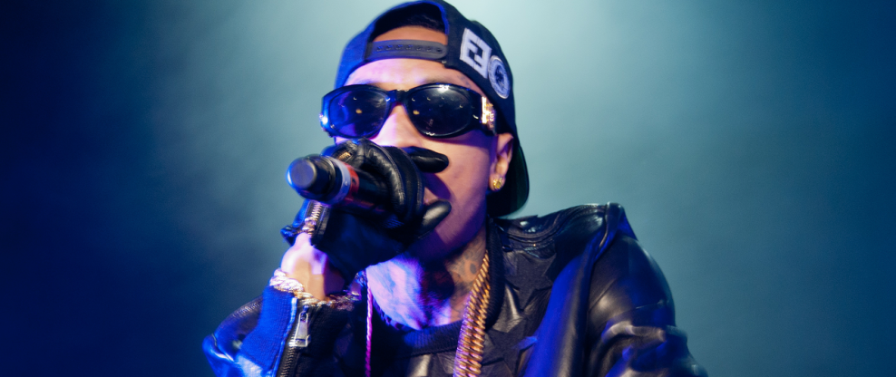 Tyga Signs With Columbia Records in Multi-Million Dollar Deal