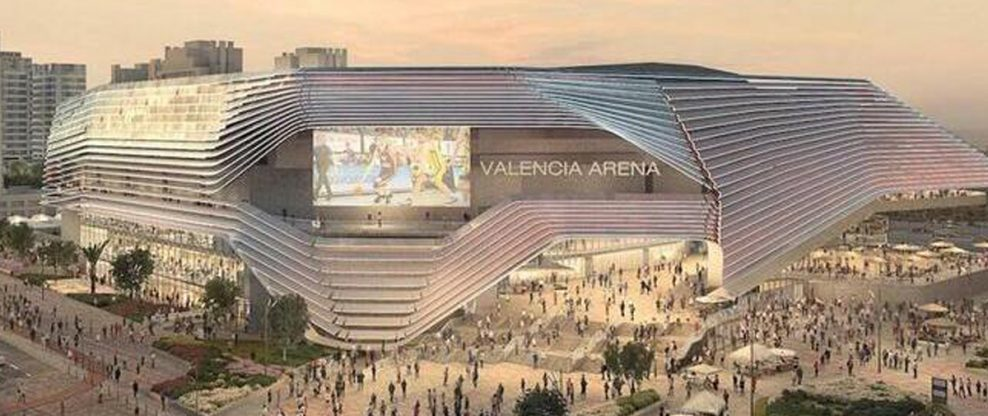 Increased Investment in Spain's Valencia Arena Aims to Make it The Country's Biggest Venue of Its Kind