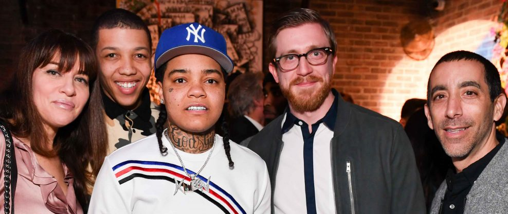 Reservoir Signs Young M.A To Global Publishing Deal