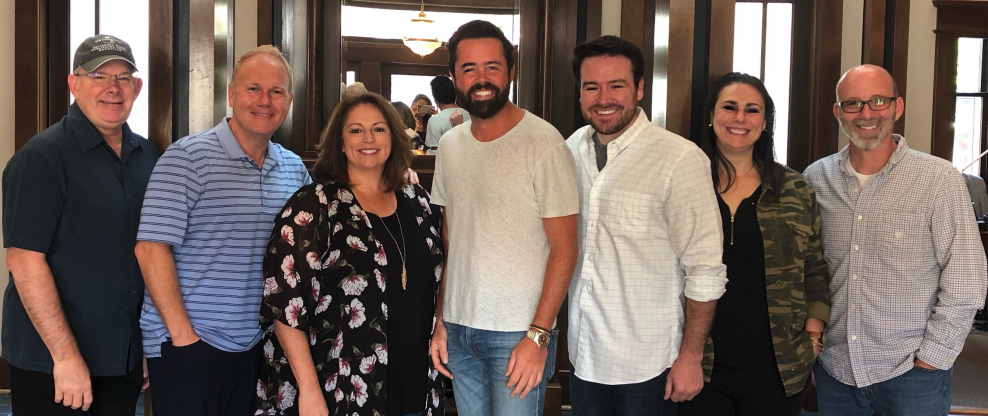UMPG Nashville Signs Brad Tursi to Global Co-Publishing and Catalog Acquisition Deal