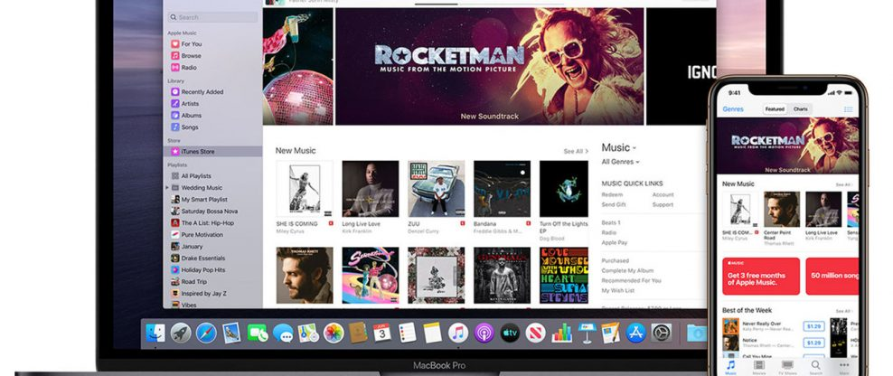 Apple Says Goodbye to iTunes with Latest Mac Update