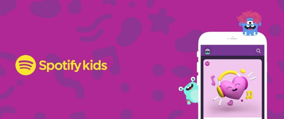 New Spotify Kids App Launches in Beta in Ireland