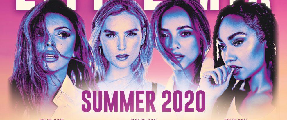 Little Mix Announce Summer 2020 Tour