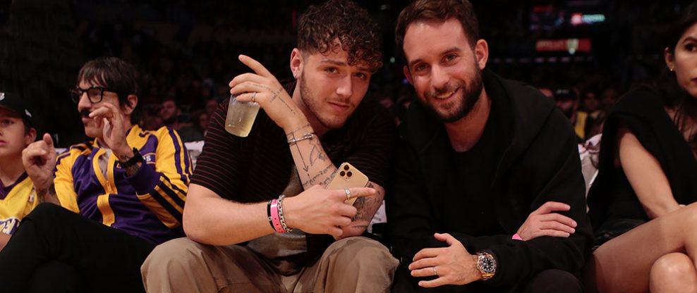 Andrew Bazzi and Brandon Silverstein