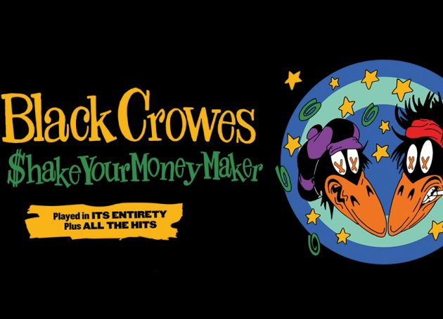 The Black Crowes Reunite For 'Shake Your Money Maker' 2020 World Tour