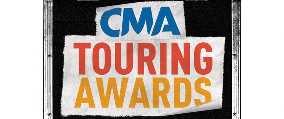 Country Music Association Announces Nominees For 2019 CMA Touring Awards