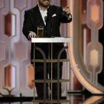 Ricky Gervais To Resume Hosting Duties For Record 5th Time at 77th Golden Globe Awards