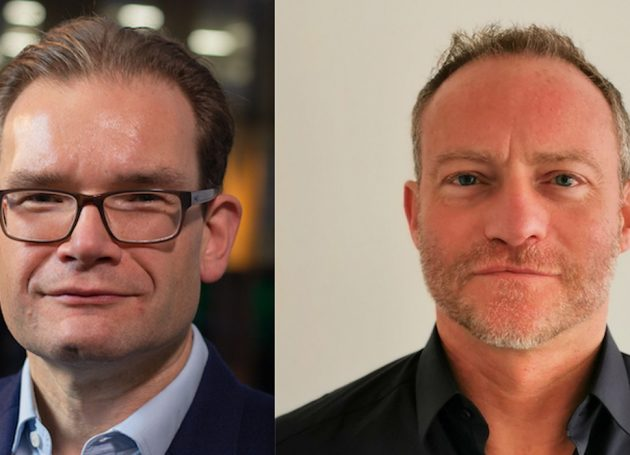 Mark Krajewski and Roger James Join Executive Leadership Team at PRS For Music