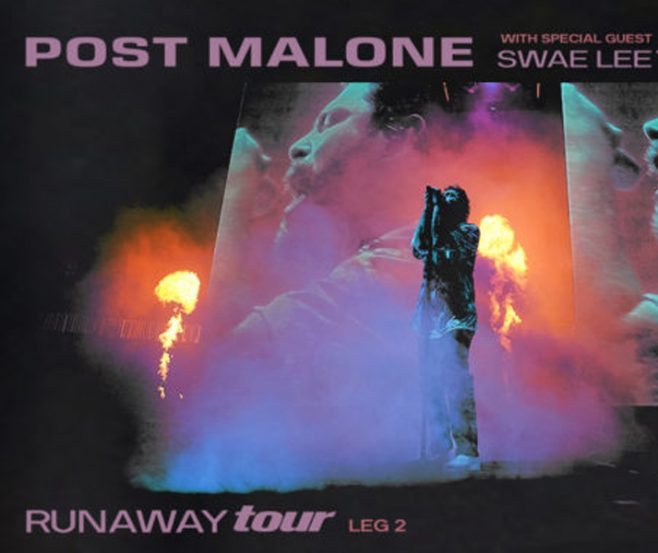 Post Malone Announces 'Runaway Tour' 2020 Dates